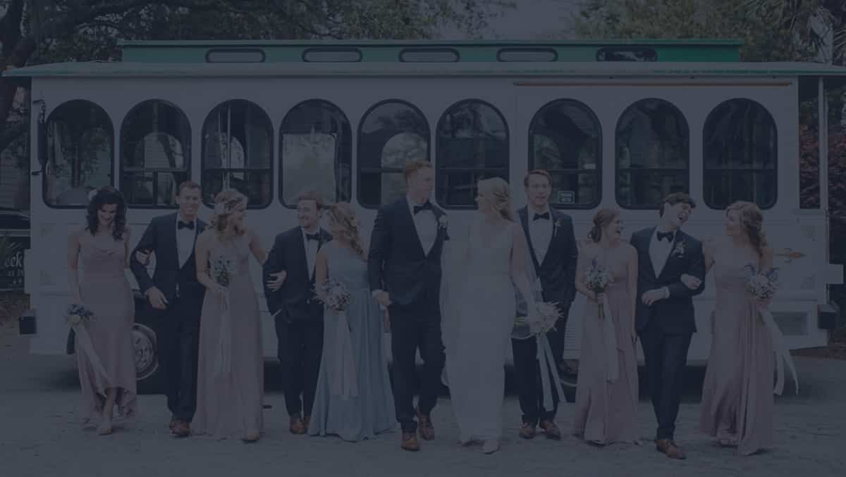 Wedding in Charleston SC